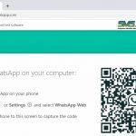 whatsapp web marketing image
